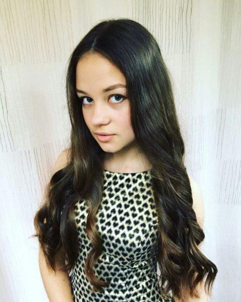 Лиза Рябухина исполнила хит «If ain't got you»