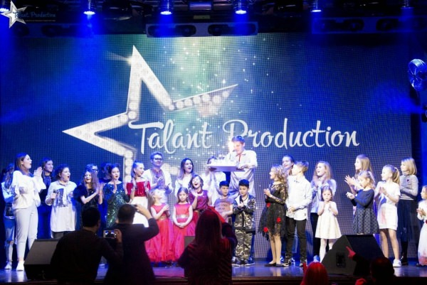 """WELCOME TO """"TALANT PRODUCTION"""" В CARIBBEAN CLUB"""