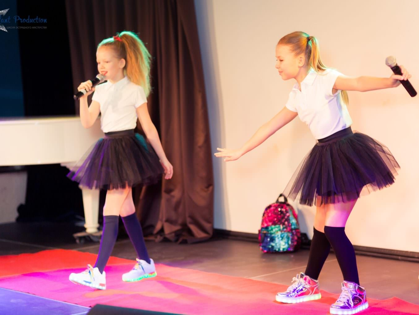 "Концерт ""Talant Production"" в рамках Kids Fashion Show"