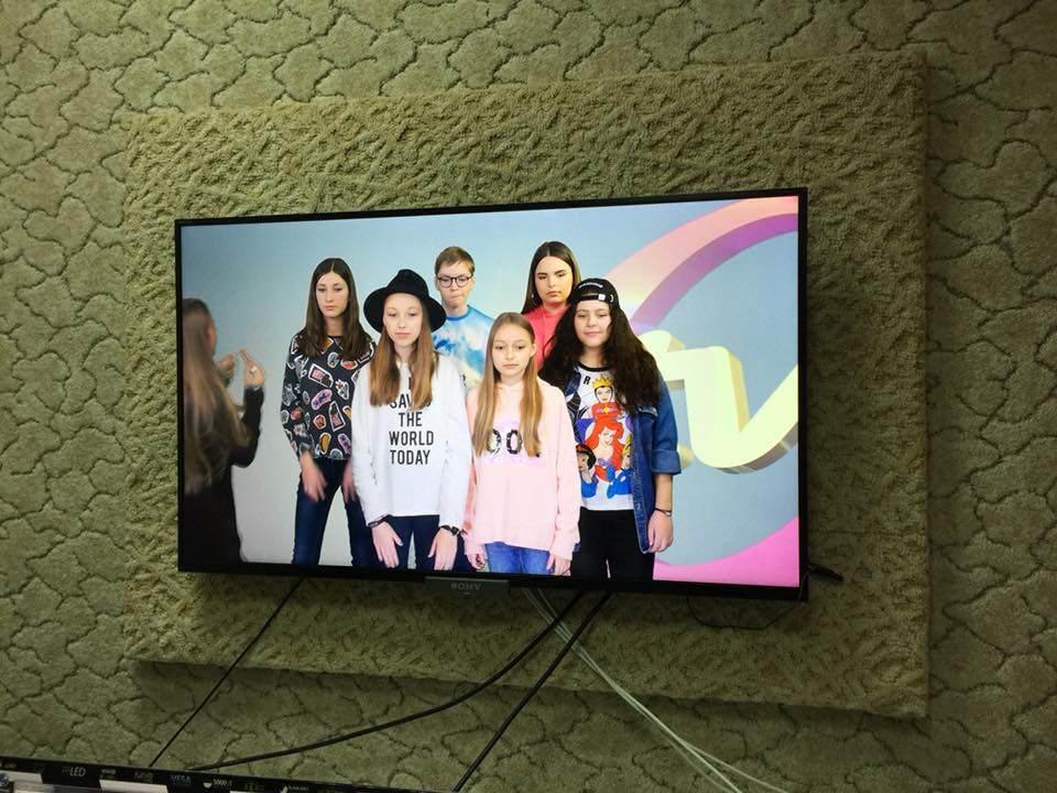 """Курс """"Школа телевидения"""" """"Kids TV club"""" от """"Talant Production"""""""