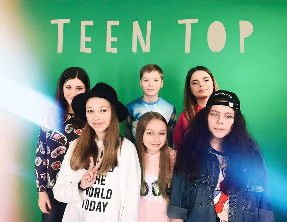 """Полный выпуск передачи """"Teen Top"""" от """"Kids TV club"""""""