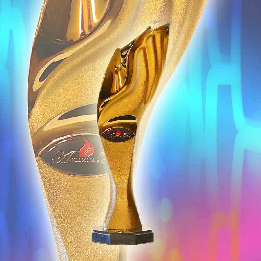 """Артисты """"Talant Production"""" выступили на ежегодной премии """"Людина року"""" с финальным номером"""