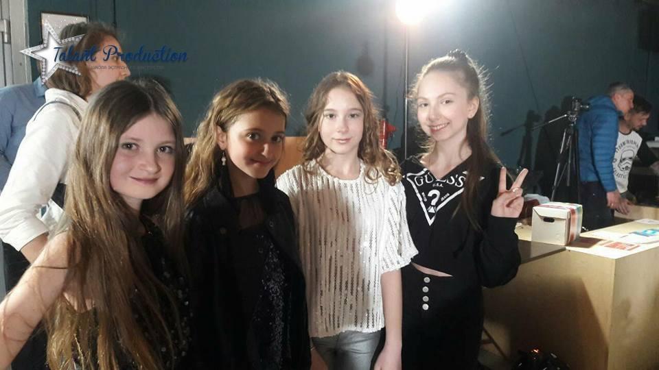 """Артисты """"Talant Production"""" выступили на первом в Украине конкурсе """"Best Boy Model"""""""