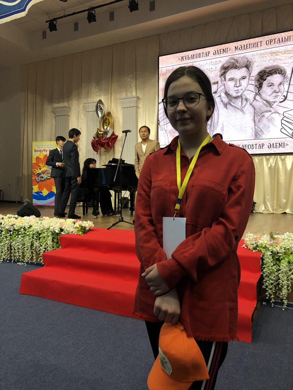 Любовь Гриценко представит Украину в Казахстане