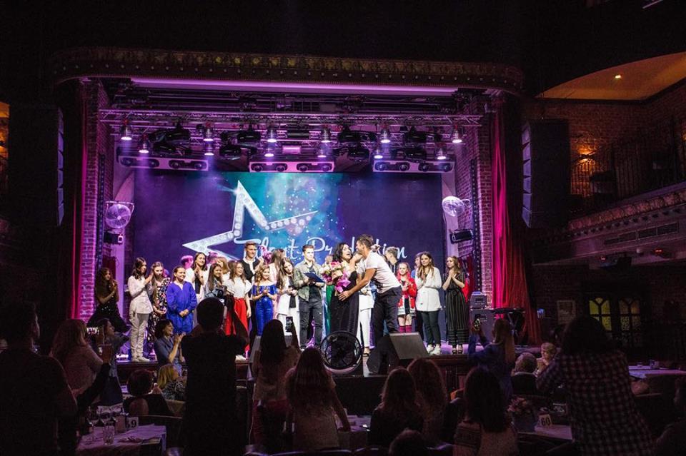 """СОСТОЯЛСЯ ГРАНДИОЗНЫЙ концерт """"Talant Production"""" в CARIBBEAN CLUB"""