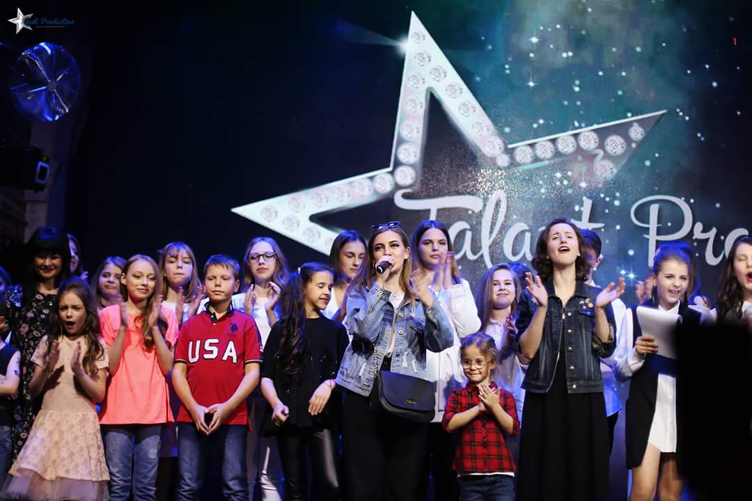 """27 мая отгремел 🎉второй концерт """"Talant Production"""""""