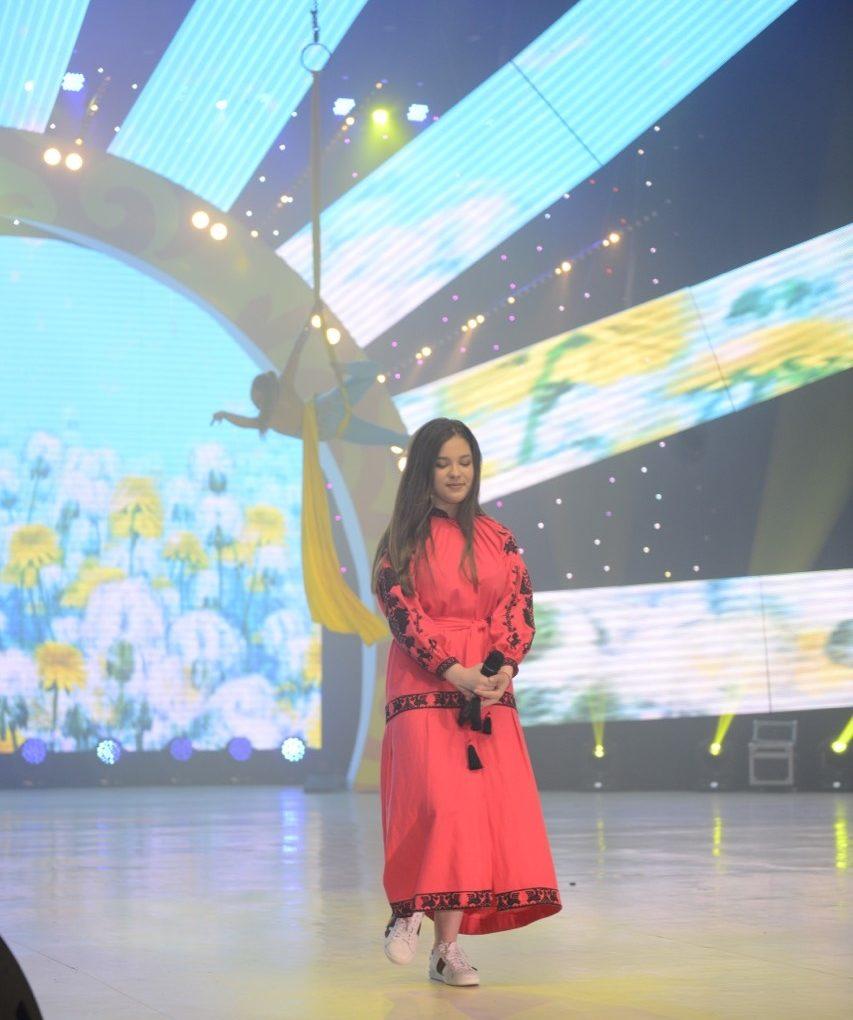 """Артистка """"Talant Production"""" Любовь Гриценко стала лауреатом международного конкурса """"Baqytty Bala"""""""