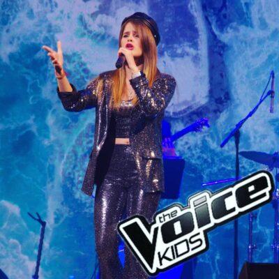 """Артистка TALANT PRODUCTION пройшла відбір на шоу """"VOICE KIDS. USA"""""""